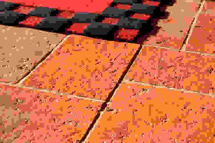 Interior pavement by Fabistone Rustic