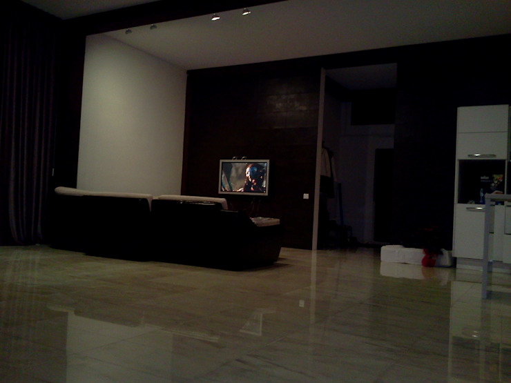 clear-house Modern living room