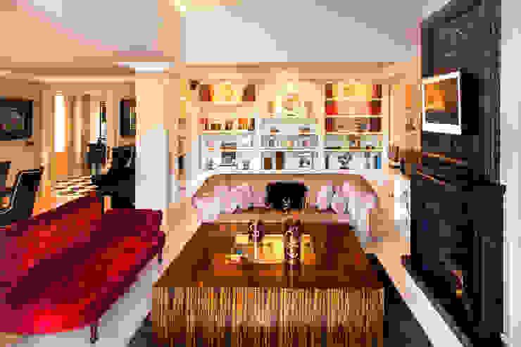 Belén Sueiro Modern living room