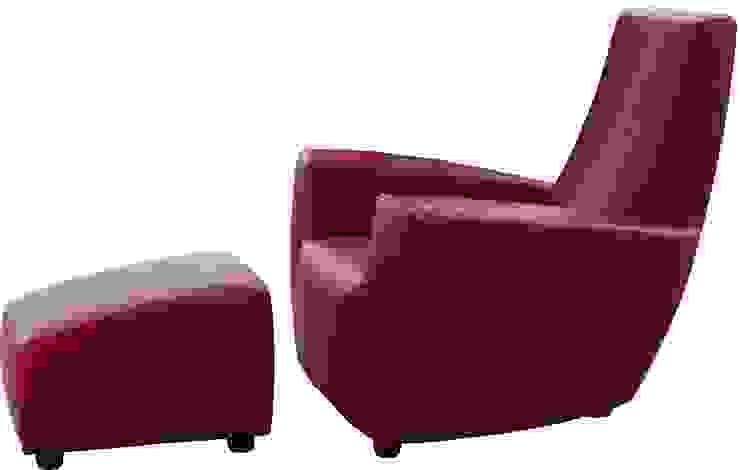 Longa pouffe Moderne woonkamers van Label | van den Berg Modern