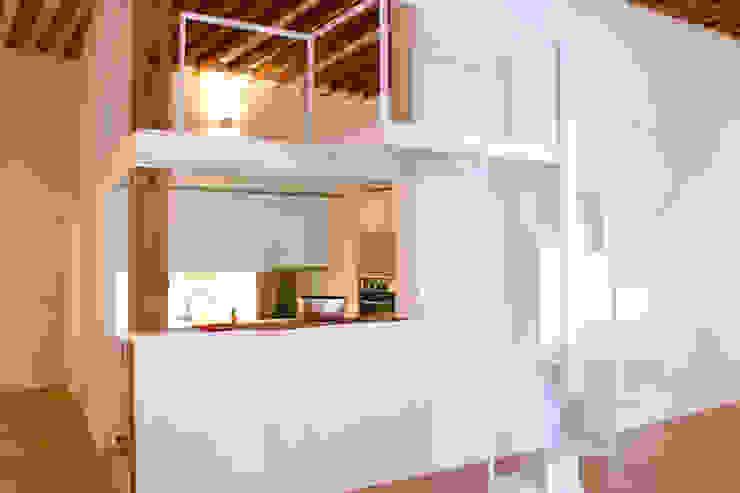 Dapur Modern Oleh Beriot, Bernardini arquitectos Modern