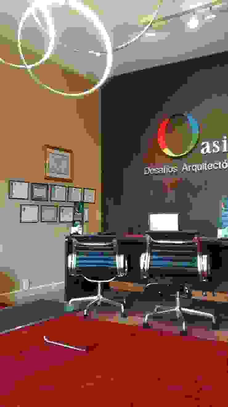 ESTUDIO de Oasis Desafíos Arquitectonicos Moderno