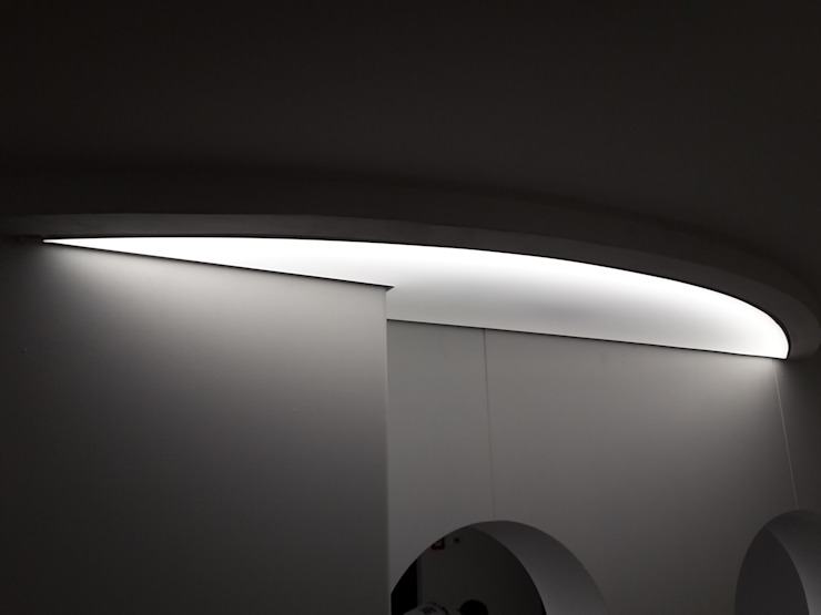 reception artesa srl Ingresso, Corridoio & ScaleIlluminazione