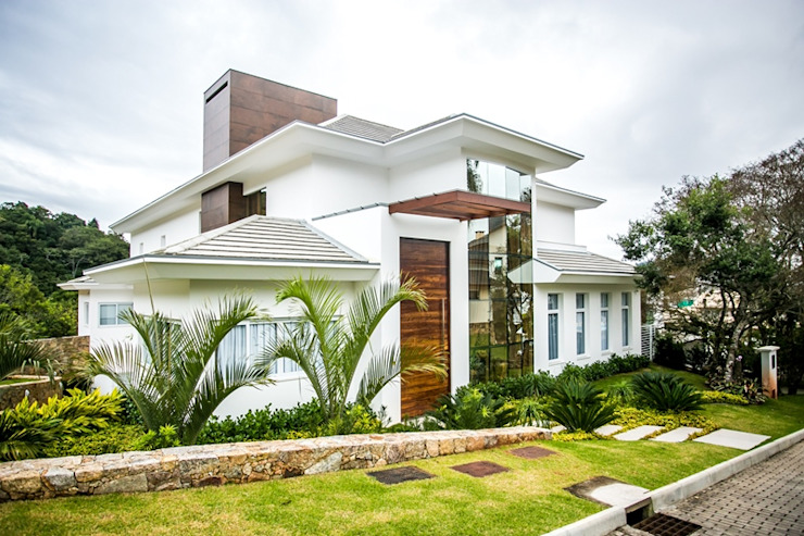 Houses by Roma Arquitetura,