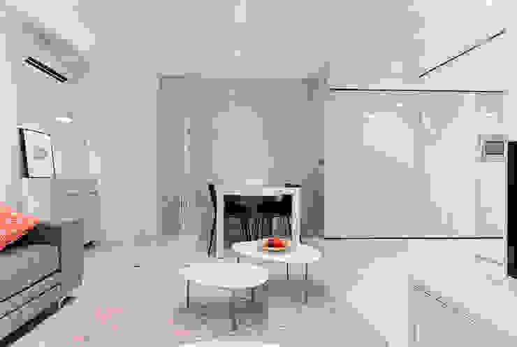 Casa Manises - Comedor Comedores de estilo minimalista de Chiralt Arquitectos Minimalista