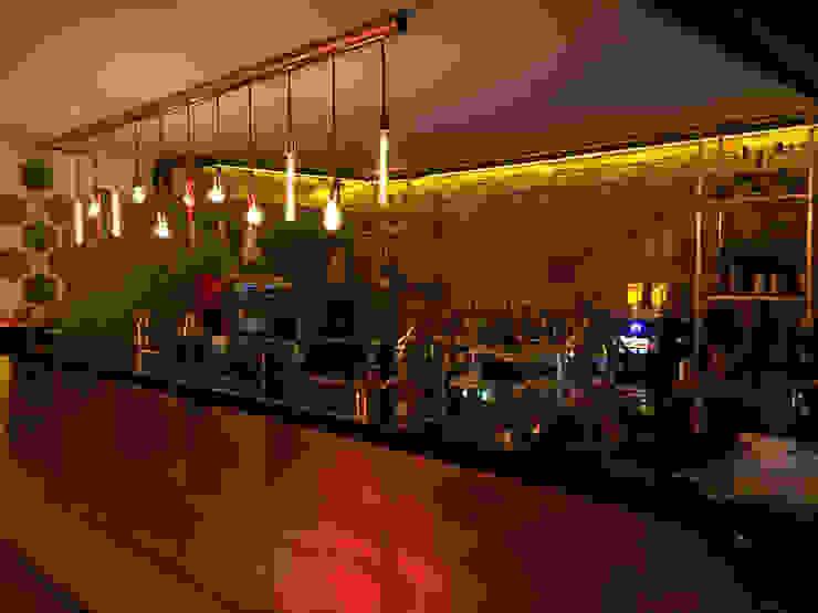 Unlon22 Bar & Restaurant Nişantaşı TONK Project Modern