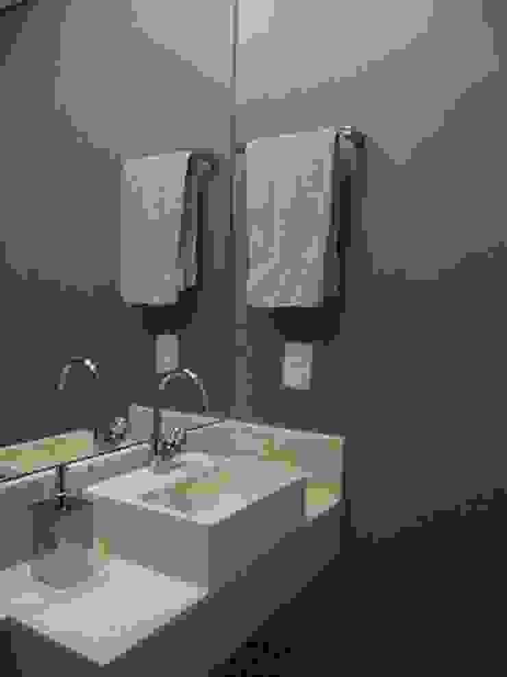 Loft de 104,00m2 Banheiros modernos por Daniele Rossi Lopes Arquitetura e Design Moderno
