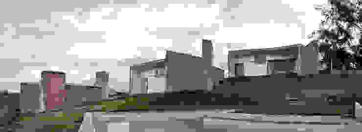 El Mangaleta by Marco Rampulla Hoteles de estilo moderno de MATTIUZ LOZANO Moderno