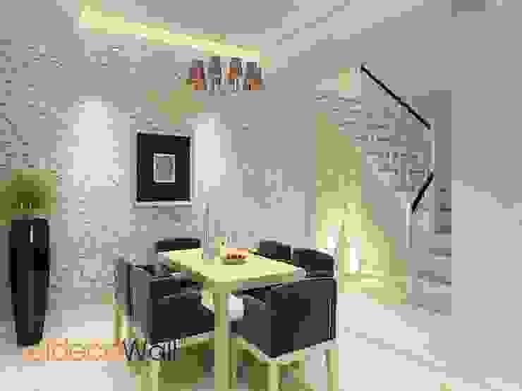Eldeco Yapı Dekorasyon ve Kimya Sanayi Dış Tic Ltd. Şti. Dinding & Lantai Modern