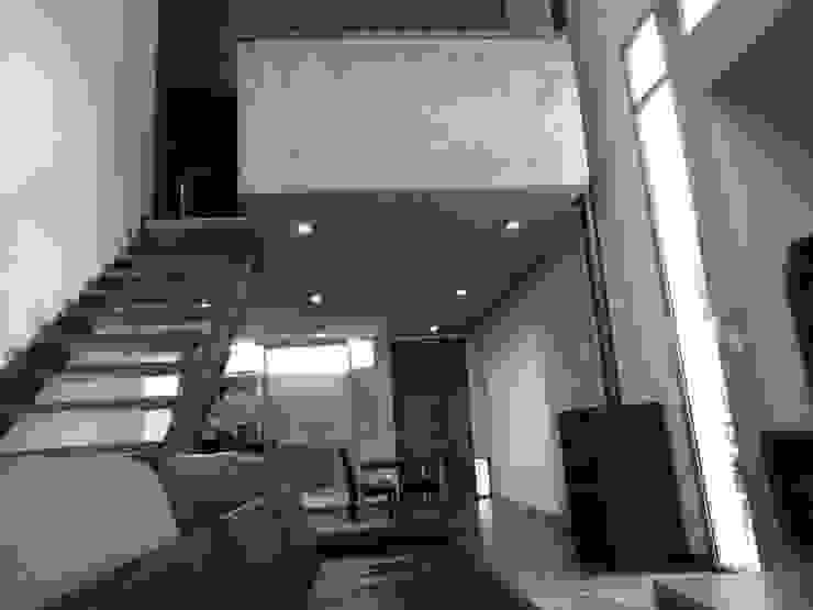 Casa La Estanzuela by Fernando Mattiuz Livings modernos: Ideas, imágenes y decoración de MATTIUZ LOZANO Moderno