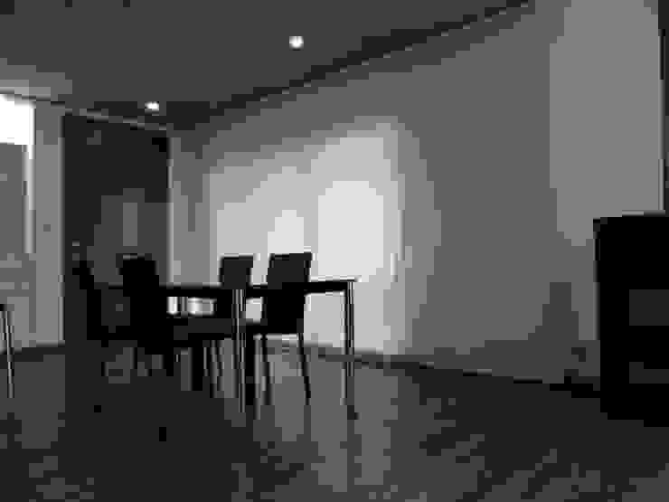 Casa La Estanzuela by Fernando Mattiuz Comedores modernos de MATTIUZ LOZANO Moderno