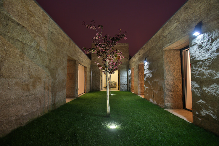 Moradia MC Jardins modernos por RDLM Arquitectos associados Moderno