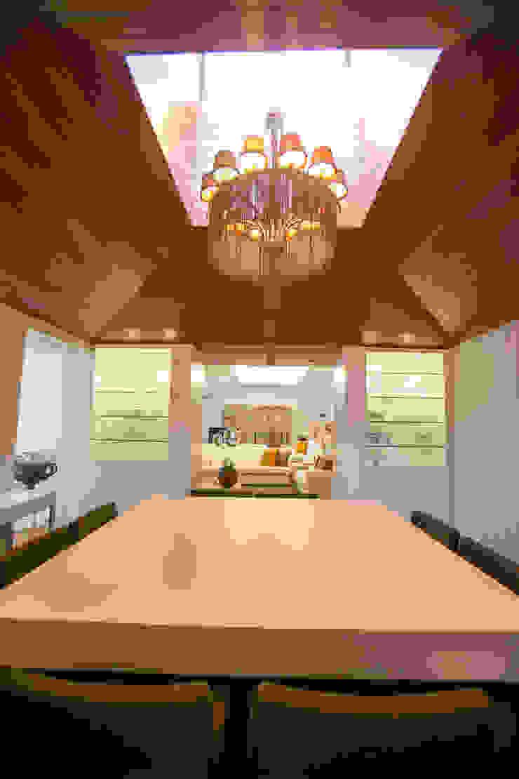 Moradia MC Salas de jantar modernas por RDLM Arquitectos associados Moderno