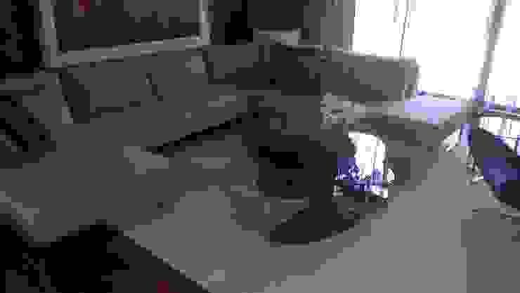 Modern Dining Room by Diseño en muebles Modern