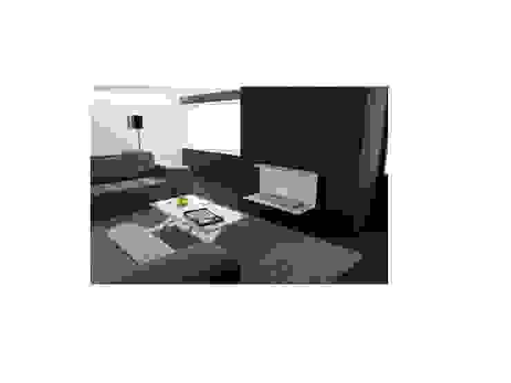 HERKELL 现代客厅設計點子、靈感 & 圖片