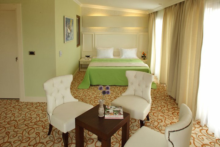 ROMANO DİZAYN – NORTH STAR HOTEL : modern tarz , Modern