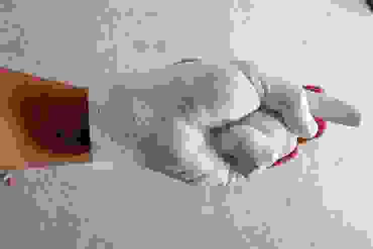 Mãos de gesso Iva Viana por Iva Viana Atelier de Escultura Moderno