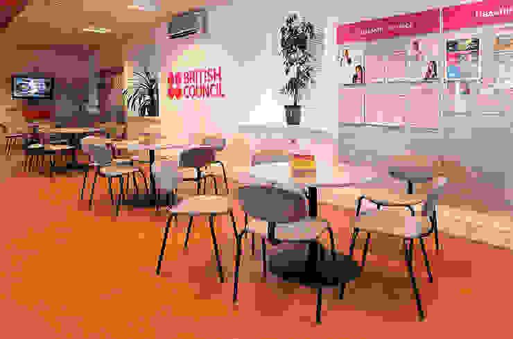 British Council в Киеве Школы в скандинавском стиле от Студия дизайна Саши Федоренко Скандинавский