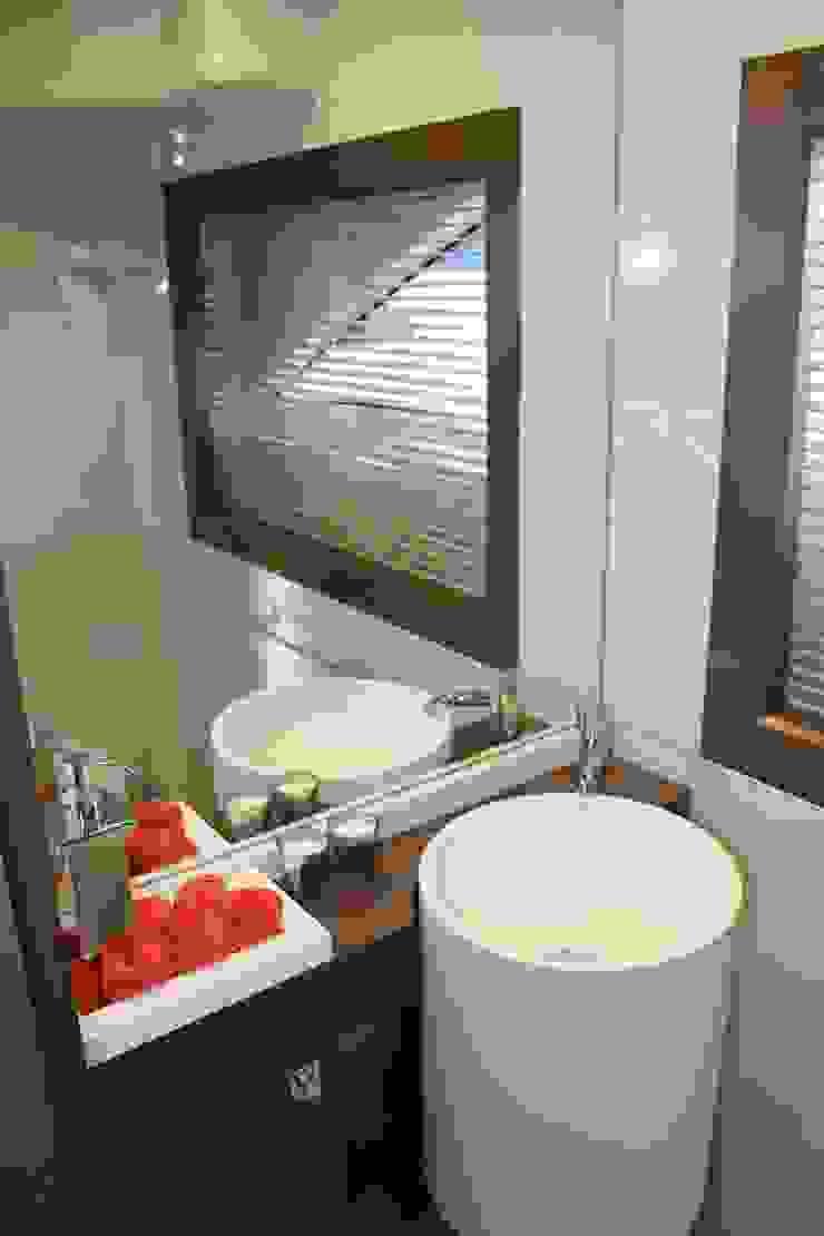 Silvia Costa | Arquitectura de Interiores ห้องน้ำซิงก์