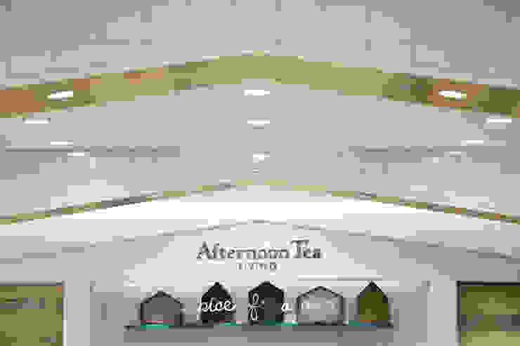 Afternoon Tea LIVING オリジナルな商業空間 の HEADSTARTS オリジナル