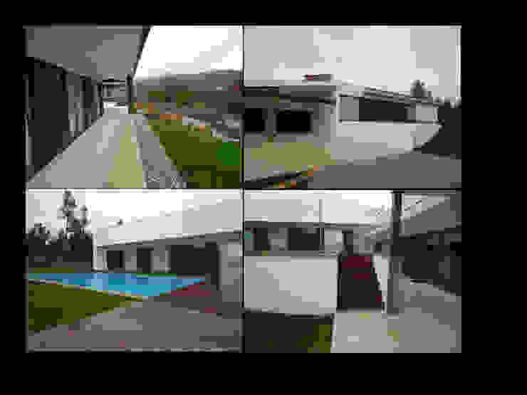 MORADIA VILA VERDE Casas modernas por MDArquitectos Moderno