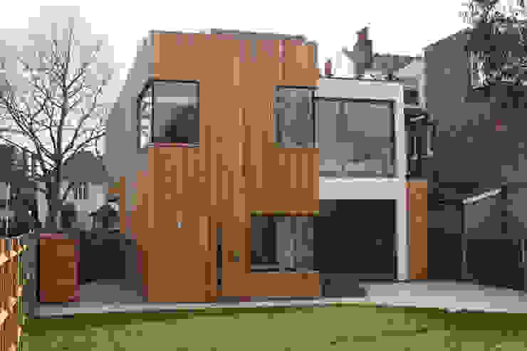 Park Road IQ Glass UK Modern windows & doors