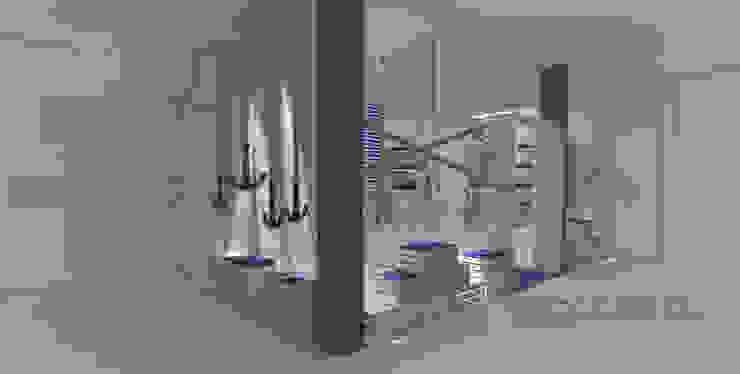 Espaces commerciaux modernes par Sic! Zuzanna Dziurawiec Moderne