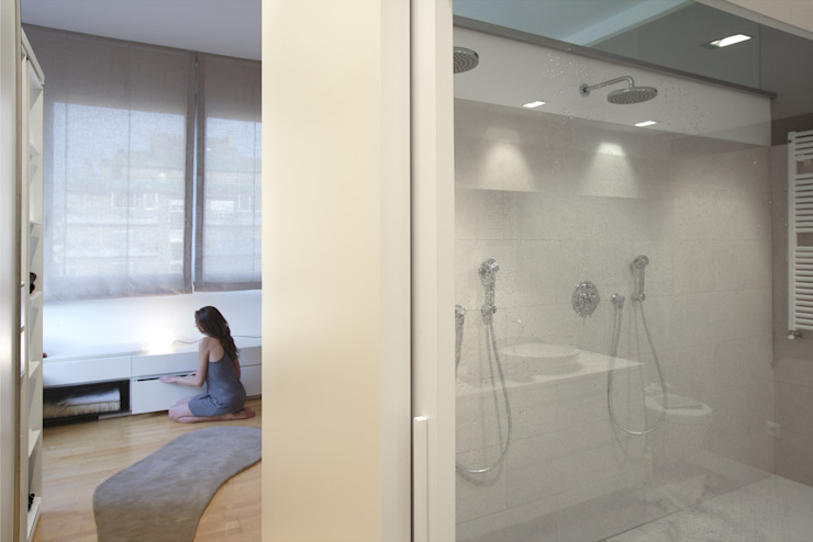 Casas de banho modernas por jordivayreda projectteam Moderno