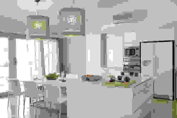 MI-SA Cocinas de estilo moderno de jordivayreda projectteam Moderno