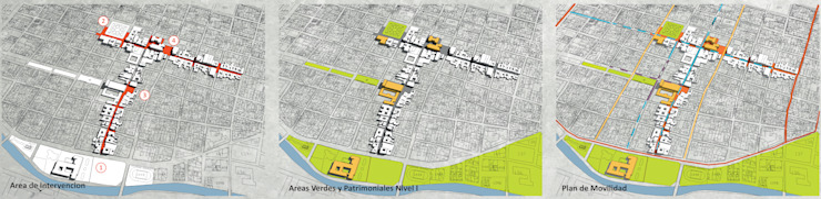 Concurso Centro Histórico de Buga de Pantoja Arquitectos