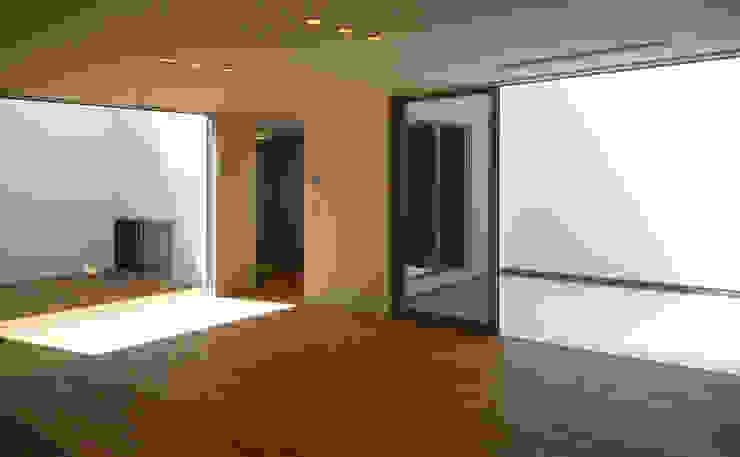 リビング・ダイニング オリジナルな 家 の design office ON オリジナル