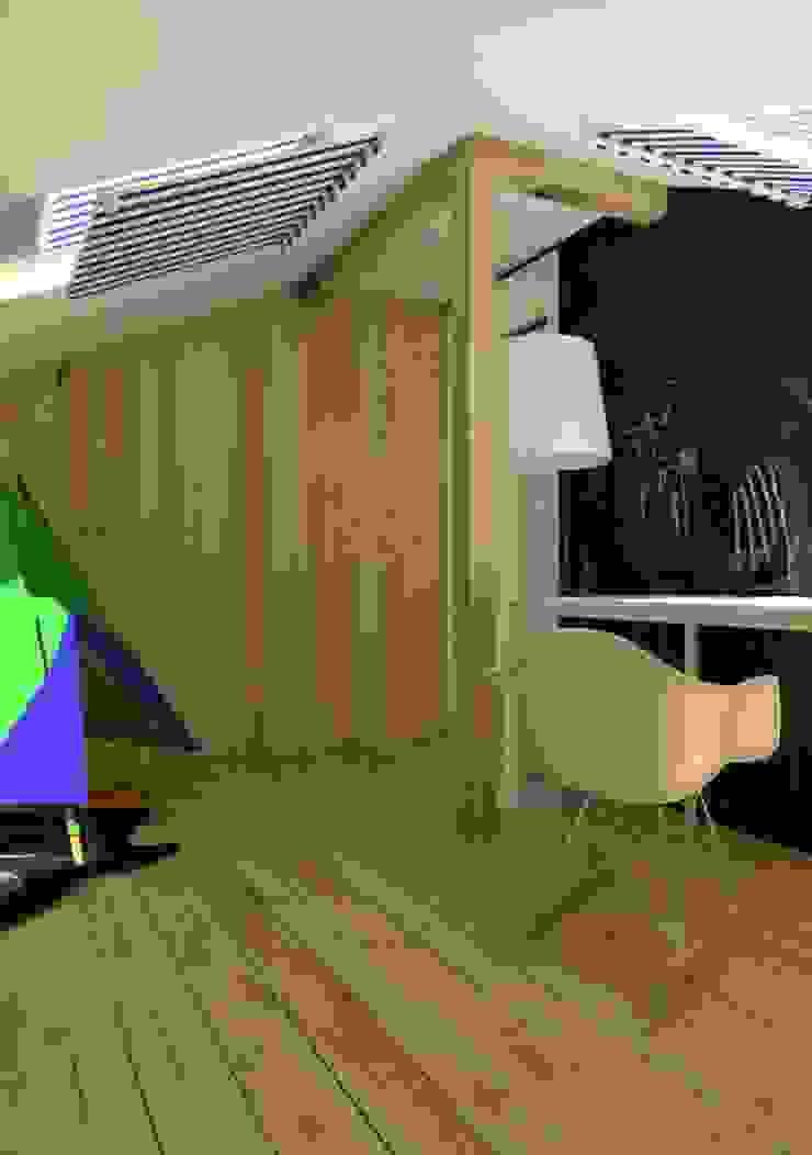 Dormitorios infantiles modernos: de Sic! Zuzanna Dziurawiec Moderno
