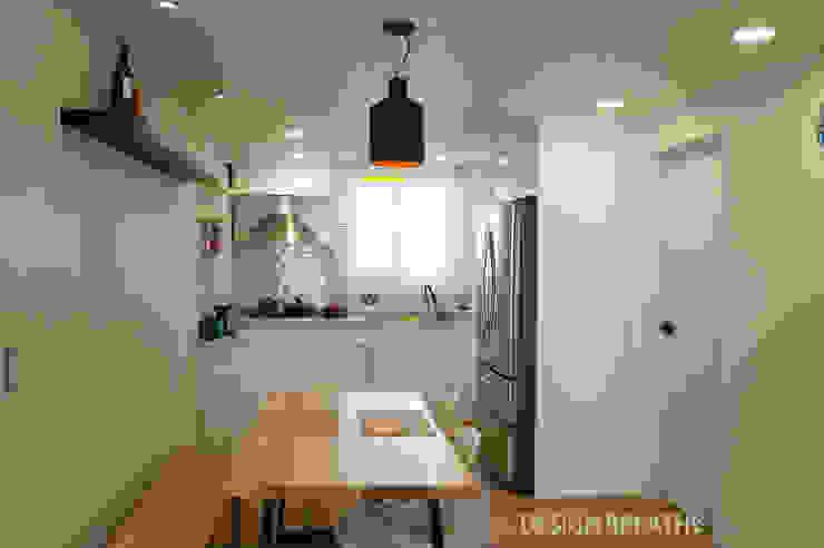 Modern Yemek Odası 디자인브리드 Modern