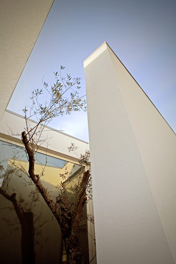 SG Light Jardins modernos por GRAU.ZERO Arquitectura Moderno