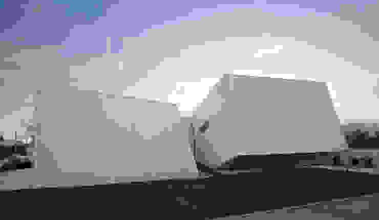 SG Light Casas modernas por GRAU.ZERO Arquitectura Moderno