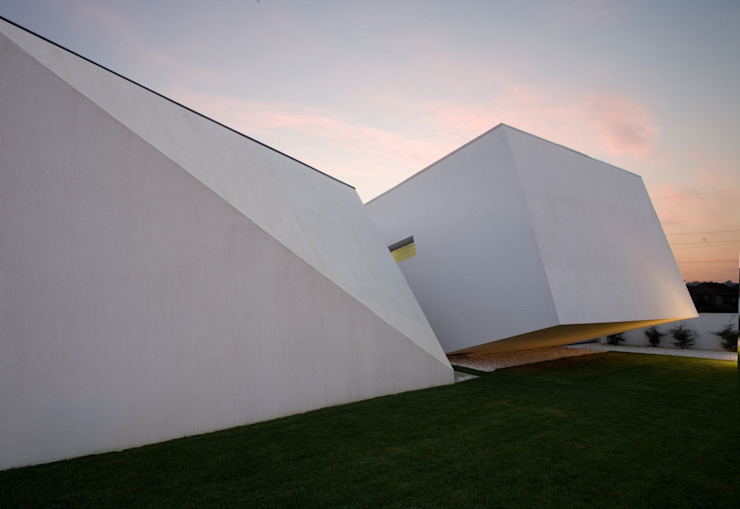 SG Light: Casas  por GRAU.ZERO Arquitectura,
