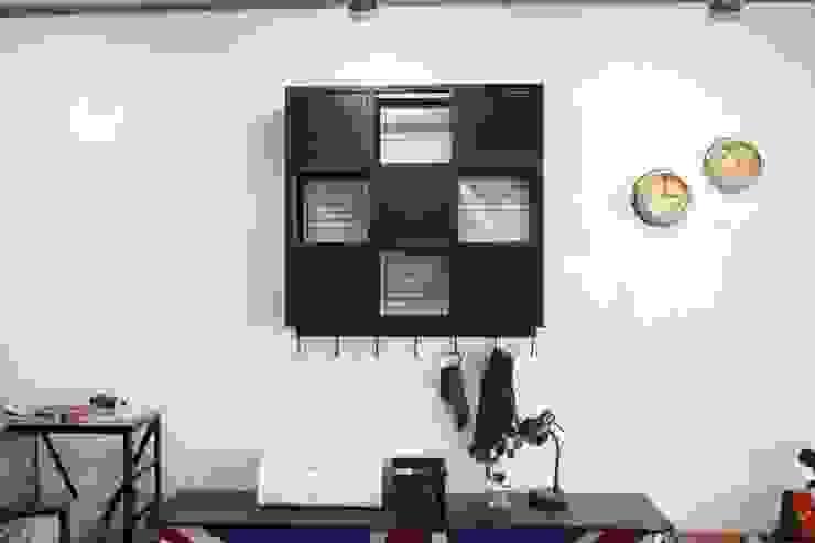 Iron Wall Drawrs Chest: 올오브더빈티지 (all of the vintage)의 인더스트리얼 ,인더스트리얼