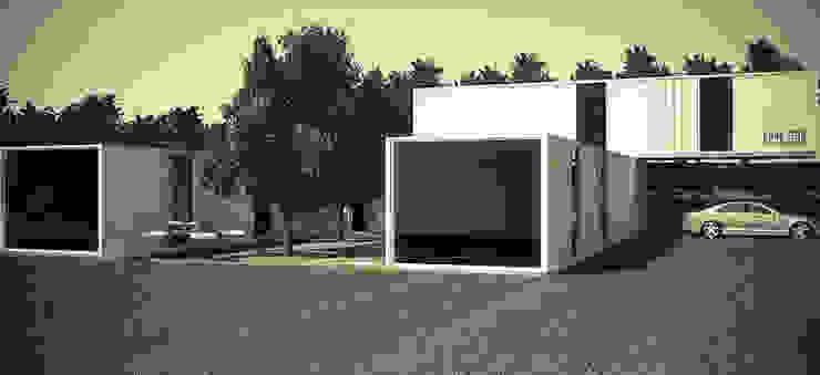 Casa de Padreiros por GRAU.ZERO Arquitectura