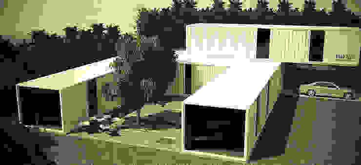 Casa de Padreiros:   por GRAU.ZERO Arquitectura,