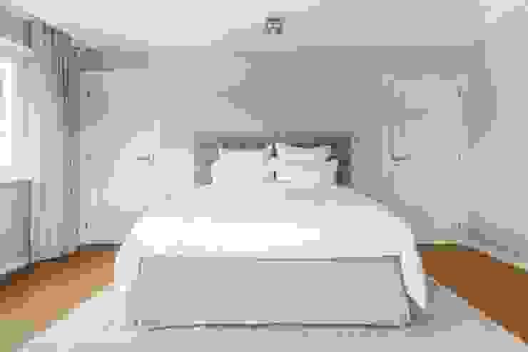 Villa spadoise Chambre moderne par Pierre Noirhomme Moderne