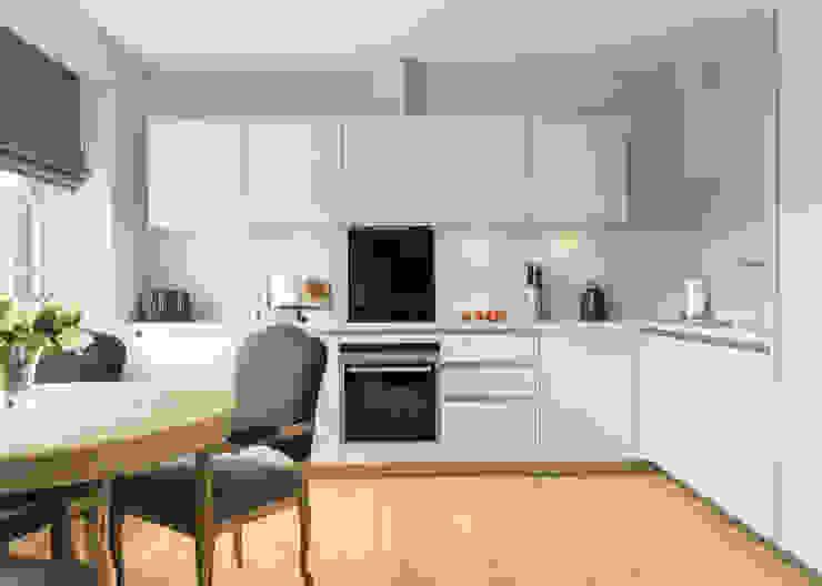 Kitchen Cocinas de estilo moderno de homify Moderno
