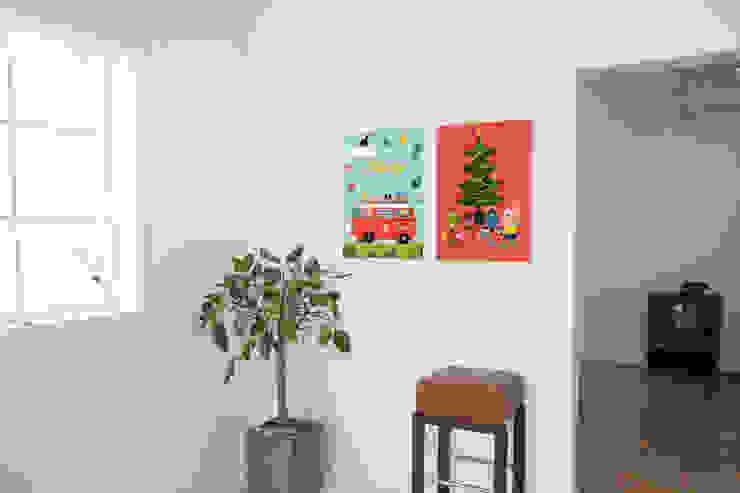 HAPPY CHRISTMAS: goolygooly의 현대 ,모던