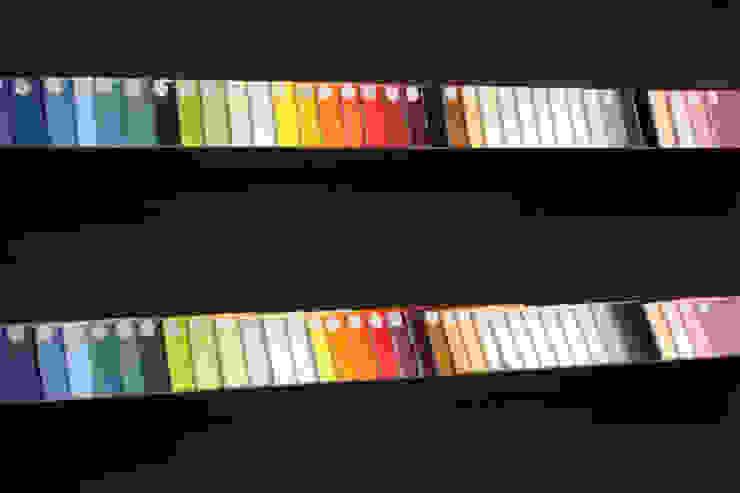 Showroom Tons de Banho Paredes e pisos modernos por TONS DE BANHO Moderno Cerâmica
