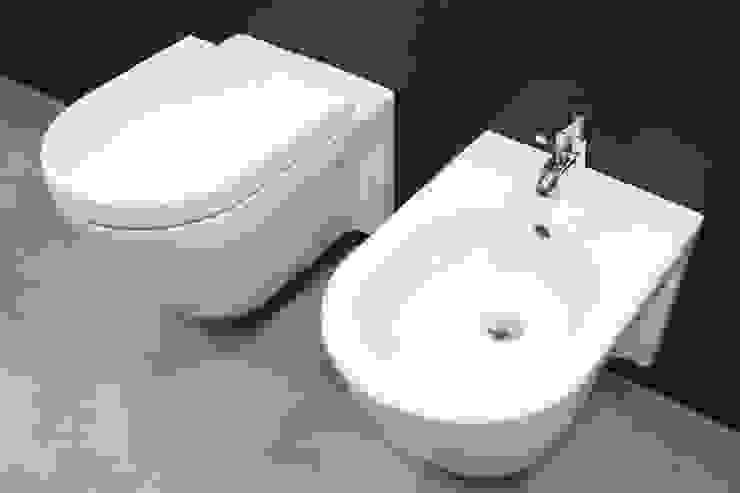 Showroom Tons de Banho Casas de banho modernas por TONS DE BANHO Moderno Cerâmica