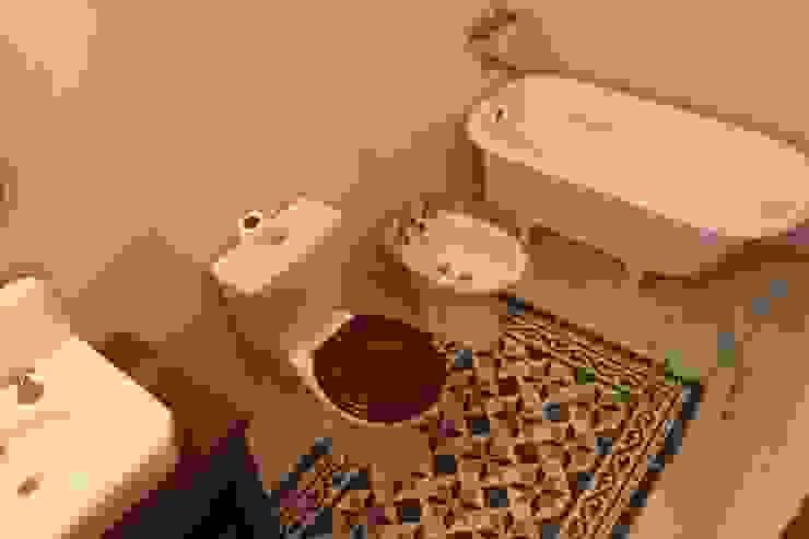 Banheiros  por Diego Porto Arquitecto