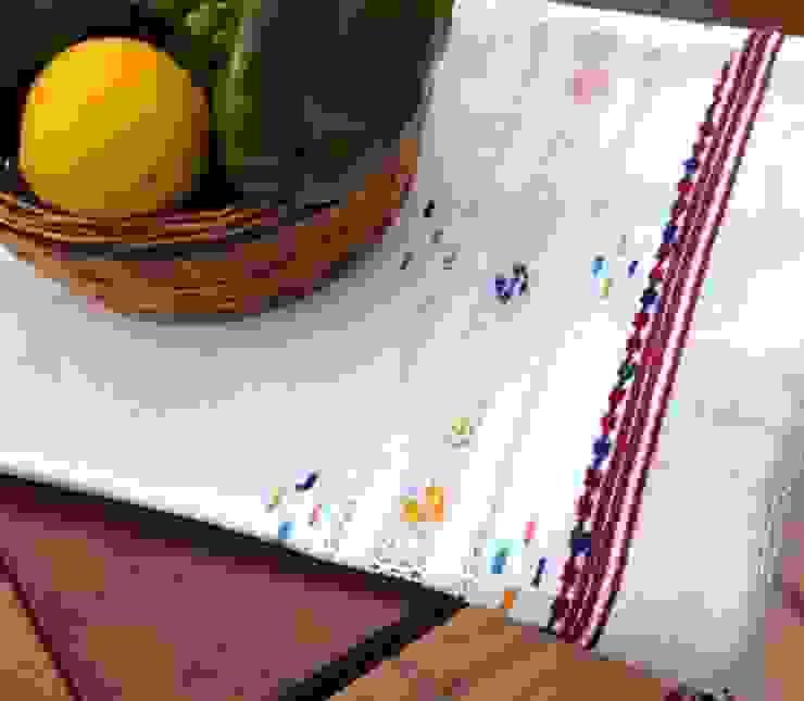 Mantel en tricot Dunia Hania HogarDecoración y accesorios