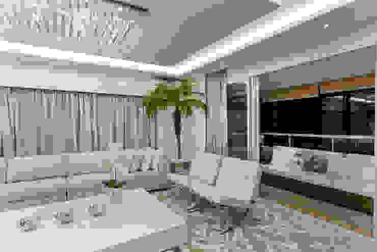 Modern living room by Designer de Interiores e Paisagista Iara Kílaris Modern