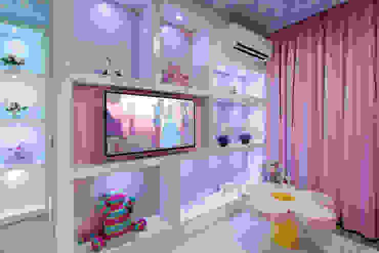 Dormitorios infantiles de estilo moderno de Designer de Interiores e Paisagista Iara Kílaris Moderno Tablero DM