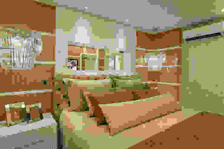 Habitaciones de estilo  por Designer de Interiores e Paisagista Iara Kílaris, Moderno