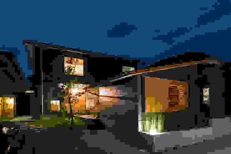 Modern Terrace by FAD建築事務所 Modern